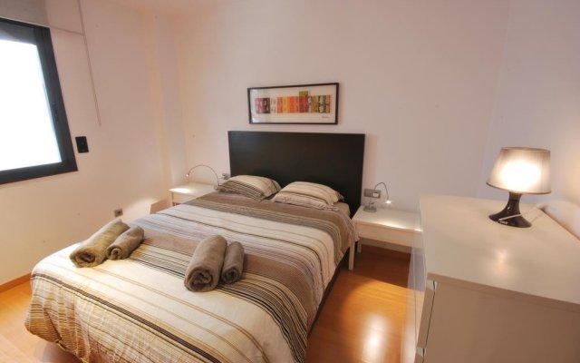 Отель Taulat Sdb Барселона комната для гостей