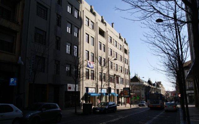 Отель Bandeira3Rooms вид на фасад