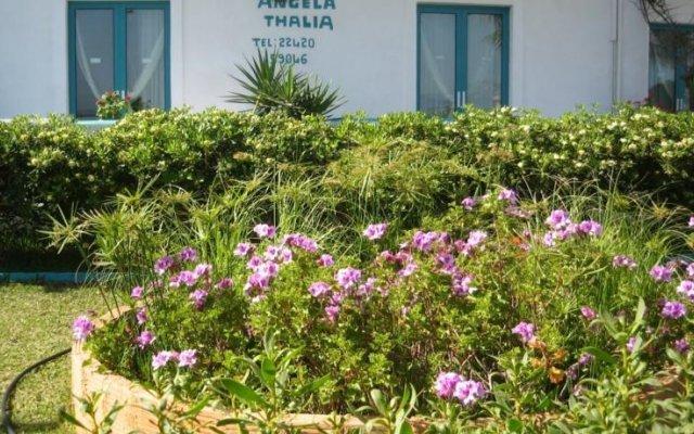 Отель Angela Thalia Apartments Греция, Калимнос - отзывы, цены и фото номеров - забронировать отель Angela Thalia Apartments онлайн