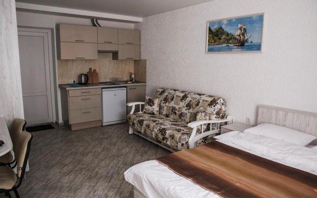 Отель Вилла Азов Бердянск комната для гостей