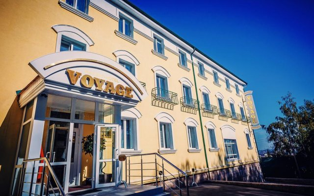 Resort Hotel Voyage вид на фасад