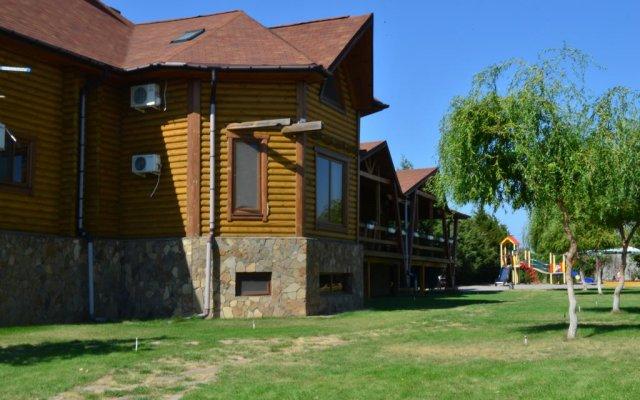 Гостиница Панська Хата вид на фасад