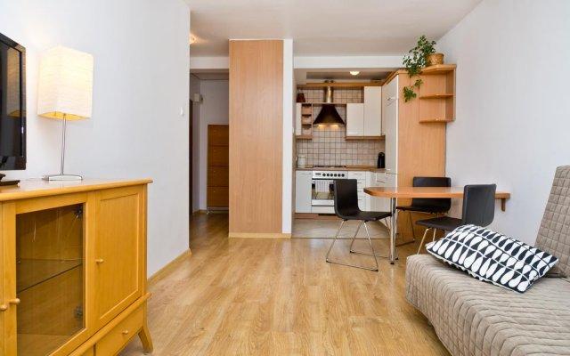 Отель Apartament Selena centrum комната для гостей