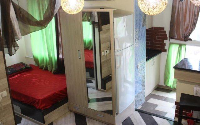 Апартаменты Apartment Makeyevka комната для гостей
