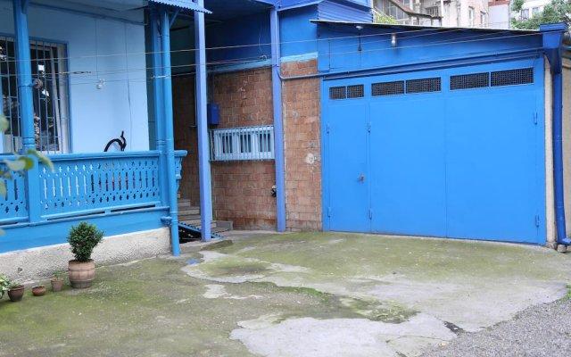 Отель Guest House Chubini вид на фасад