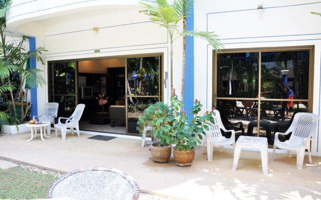 Отель The Club Residence By Palmaris вид на фасад