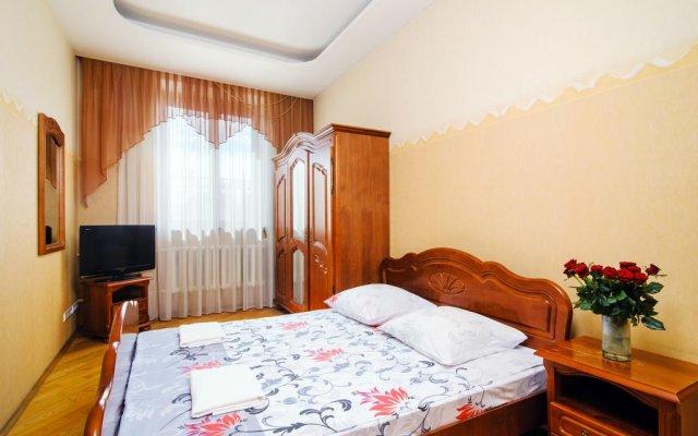 Отель Vip kvartira Lenina 3 Минск комната для гостей