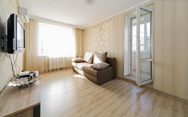 Апартаменты Bolshoy Tishinsky Apartment комната для гостей