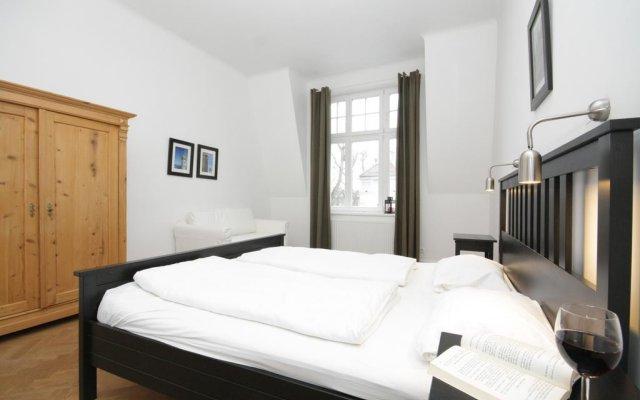 Апартаменты Marina Apartments Apartament Wzorcownia Сопот комната для гостей