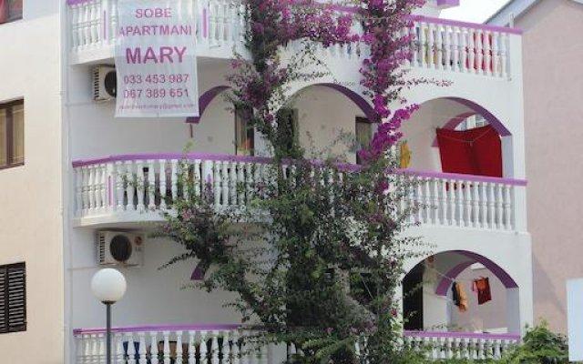 Отель Guest House Mary вид на фасад