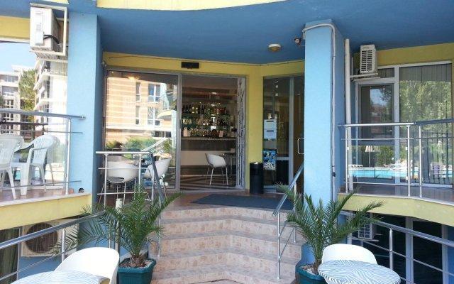 Отель Marack Apartments Болгария, Солнечный берег - отзывы, цены и фото номеров - забронировать отель Marack Apartments онлайн гостиничный бар