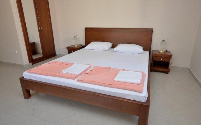 Отель Guest House Villa Pastrovka Пржно комната для гостей
