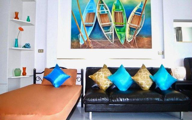 Отель Le Versace Residence комната для гостей
