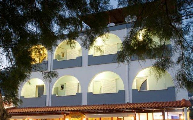 Hotel Livikon вид на фасад