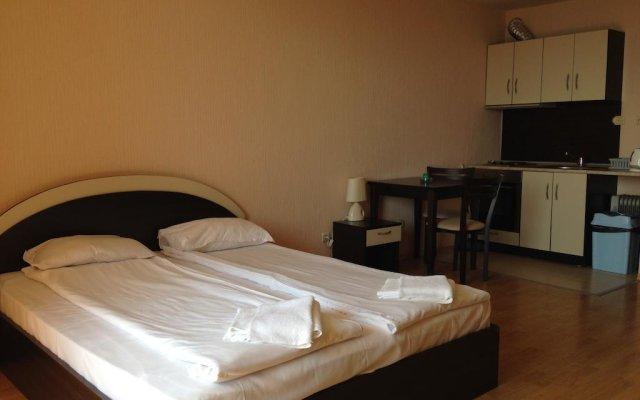 Отель Panorama Beach Studio Болгария, Несебр - отзывы, цены и фото номеров - забронировать отель Panorama Beach Studio онлайн комната для гостей