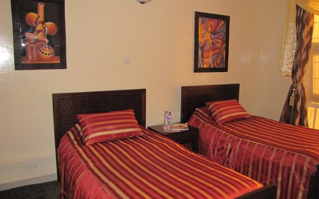 Jabali Apartments in Kololi, Gambia from 65$, photos, reviews - zenhotels.com guestroom