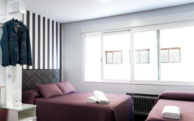 Отель Hostal Boutique Palace - Adults Only комната для гостей