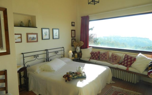 Отель Villa Ortensia Сарцана комната для гостей
