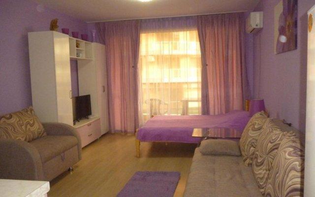 Отель Parus 4 Studio Болгария, Поморие - отзывы, цены и фото номеров - забронировать отель Parus 4 Studio онлайн комната для гостей