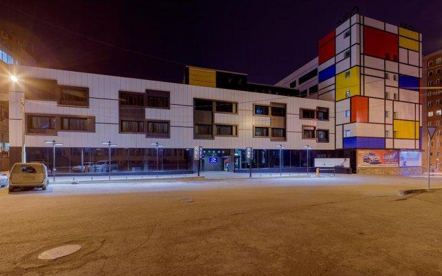 Дом Отель НЕО вид на фасад