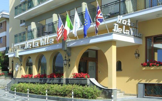 Grand Hotel de la Ville вид на фасад