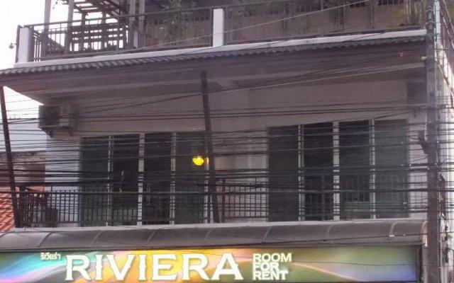 Отель Riviera вид на фасад