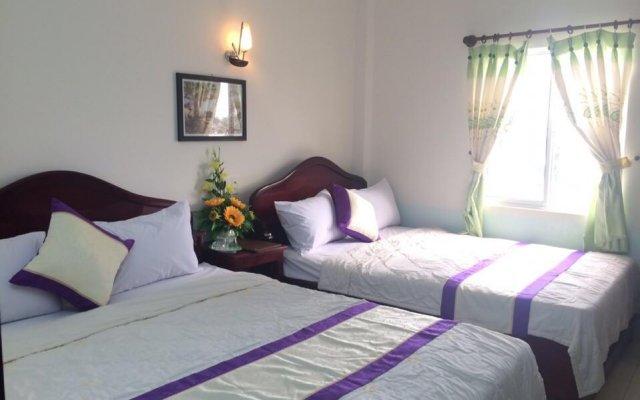 Dac Dat Hotel комната для гостей