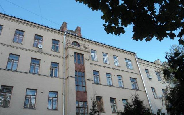 Гостиница Ocharovanny Strannik вид на фасад