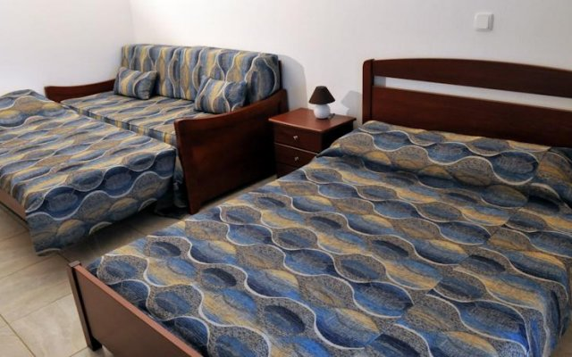 Asterias Hotel комната для гостей