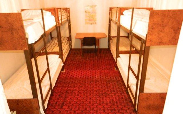 Hostel Oshbackpackers комната для гостей