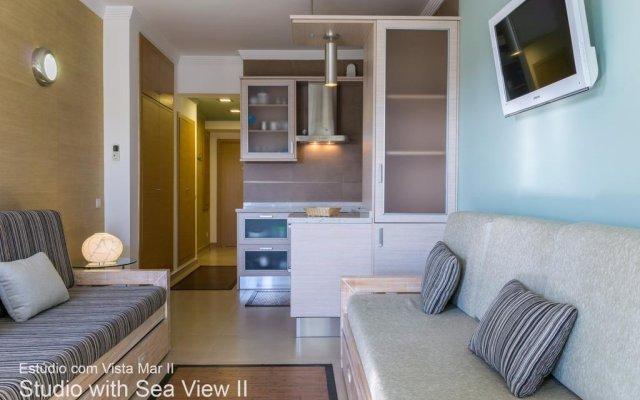 Отель Akisol Monte Gordo Ocean Монте-Горду комната для гостей