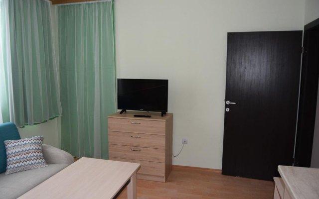 Апартаменты Borovets Holiday Apartments Боровец комната для гостей