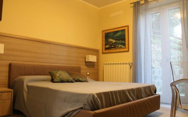 Отель B&B Paganini Генуя комната для гостей