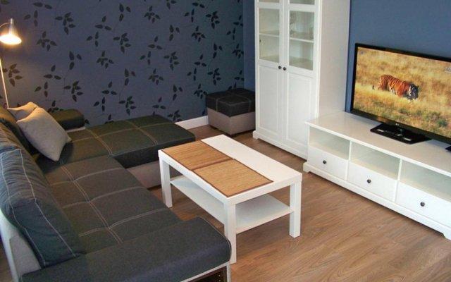 Отель Home3city Parkowa комната для гостей