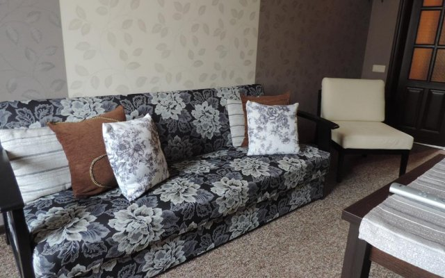 Апартаменты Na Ilyina Apartment комната для гостей