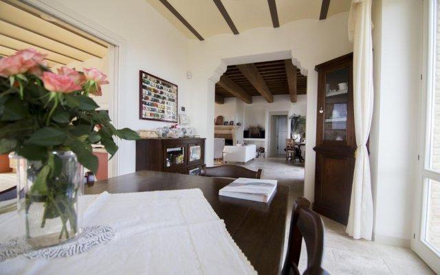 Отель La Fonte Del Re Морро-д'Альба комната для гостей