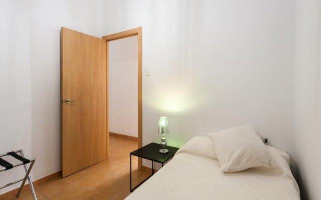 Апартаменты Kirei Apartment San Agustin Валенсия комната для гостей