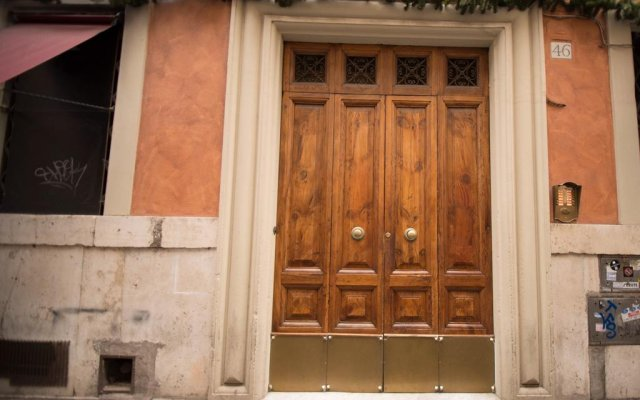 Отель La Residenza DellAngelo вид на фасад