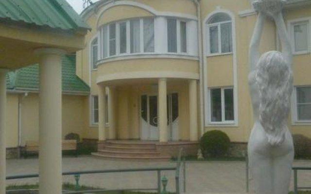 Мини-отель Версаль вид на фасад