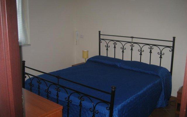 Отель La Casa Blu Агридженто комната для гостей