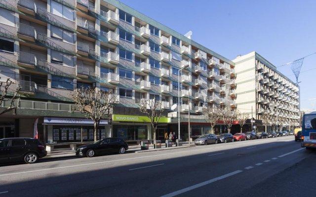 Апартаменты BO Julio Dinis Touristic Apartments вид на фасад