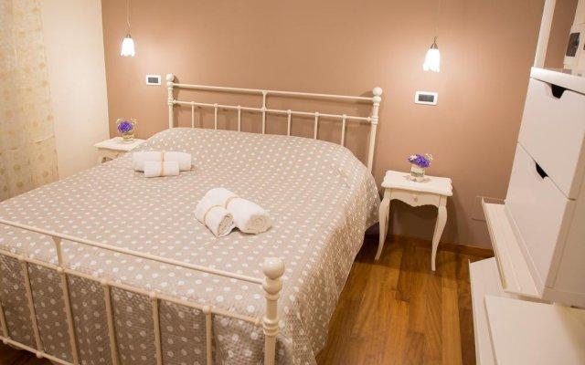 Отель B&B Verdi Colline Контрогуерра комната для гостей