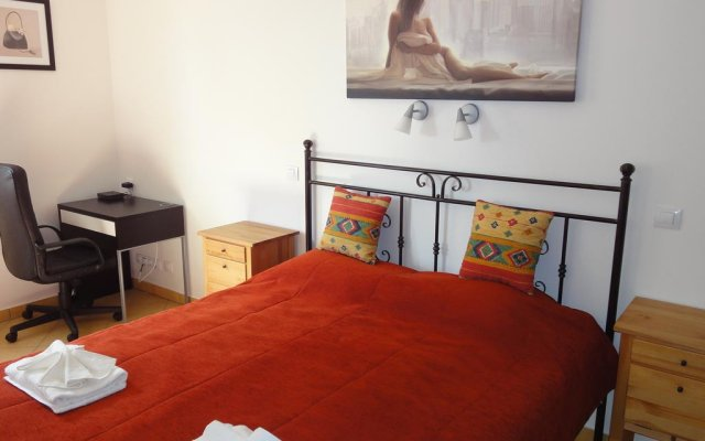 Апартаменты City Apartments Budapest комната для гостей