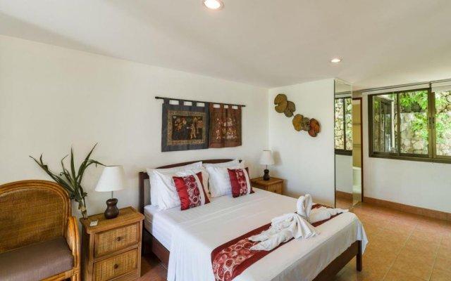 Отель 3 Bedroom Sea View Villa - Plai Laem (APS3) Таиланд, Самуи - отзывы, цены и фото номеров - забронировать отель 3 Bedroom Sea View Villa - Plai Laem (APS3) онлайн комната для гостей