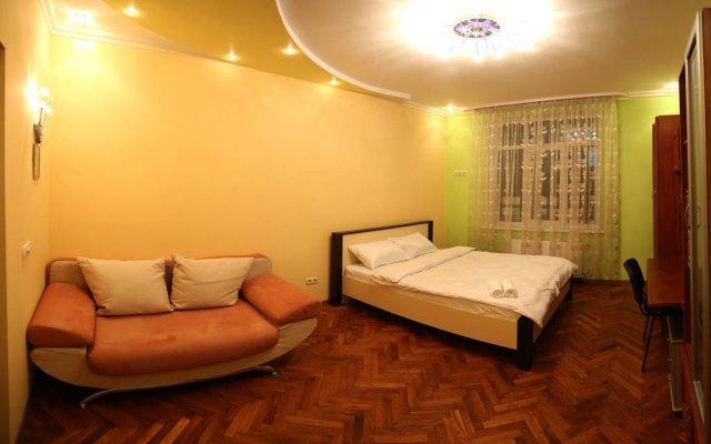 Гостиница Romantic Apartaments 1 Львов комната для гостей