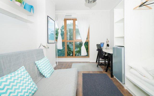 Quattro Loft Hostel комната для гостей