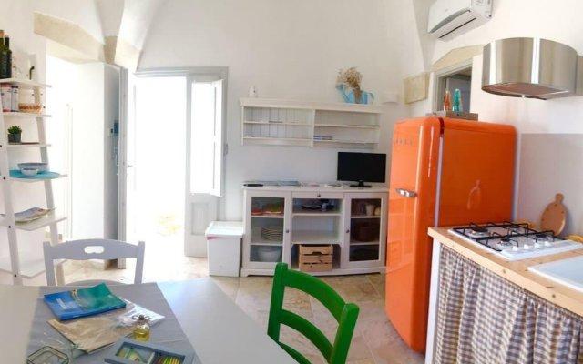 Отель La Loggia Salentina Поджардо комната для гостей