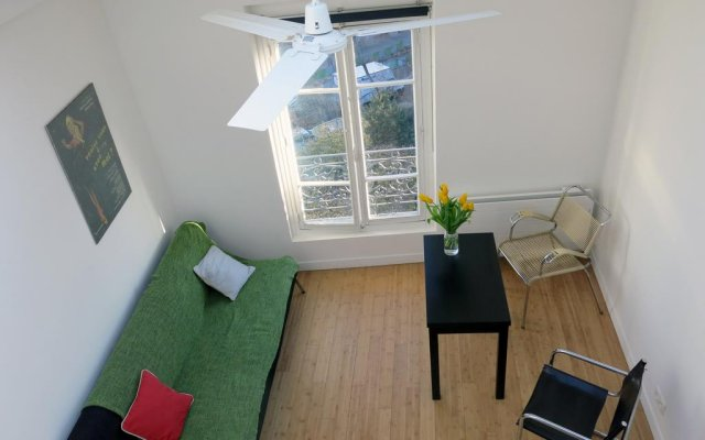 Отель Mini Loft Roquette Франция, Париж - отзывы, цены и фото номеров - забронировать отель Mini Loft Roquette онлайн комната для гостей