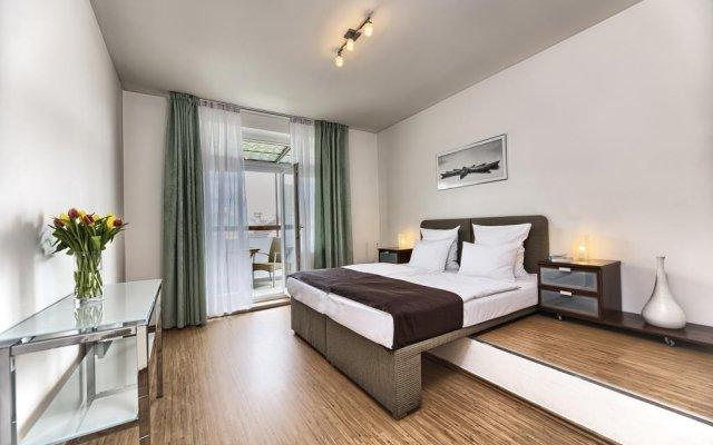 Апартаменты National Theatre Apartments Прага комната для гостей