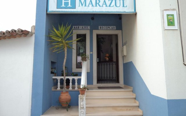 Hotel Marazul вид на фасад